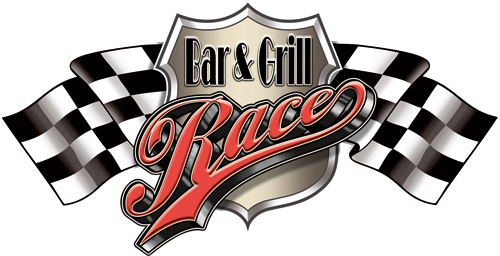 Logo - Race Bar & Grill